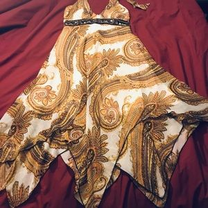 Summer or fall dress medium